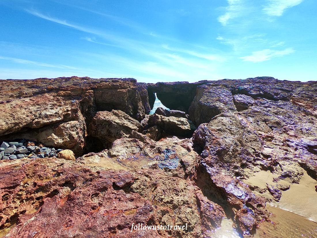 菲利普岛景点森林洞穴
