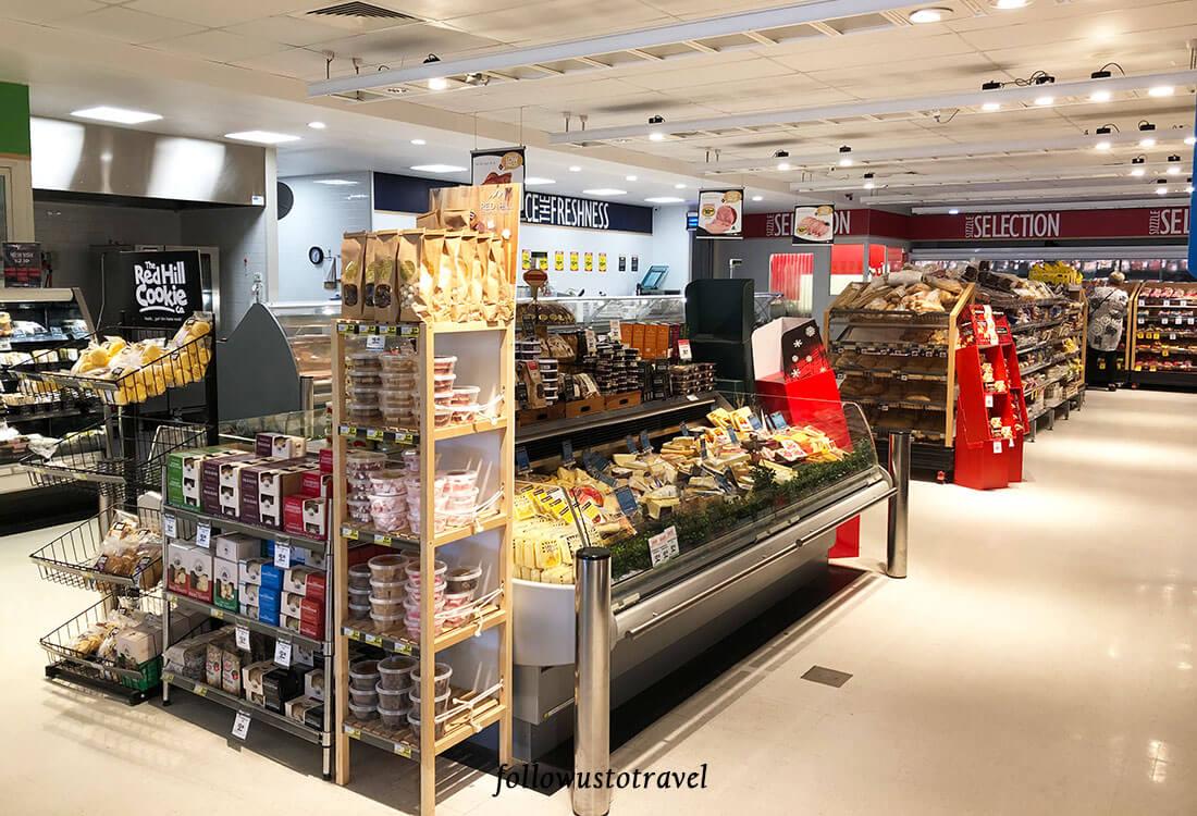 澳洲IGA超市