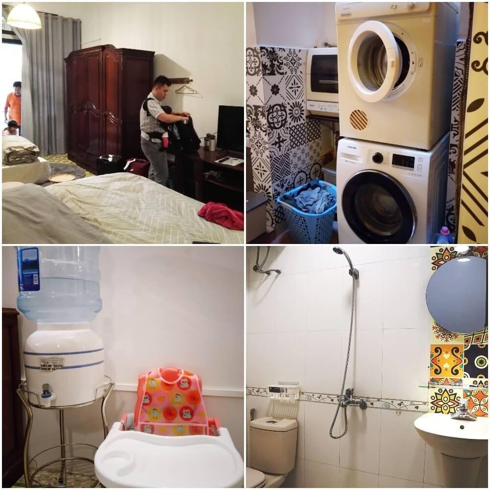 hanoi old quarter homestay