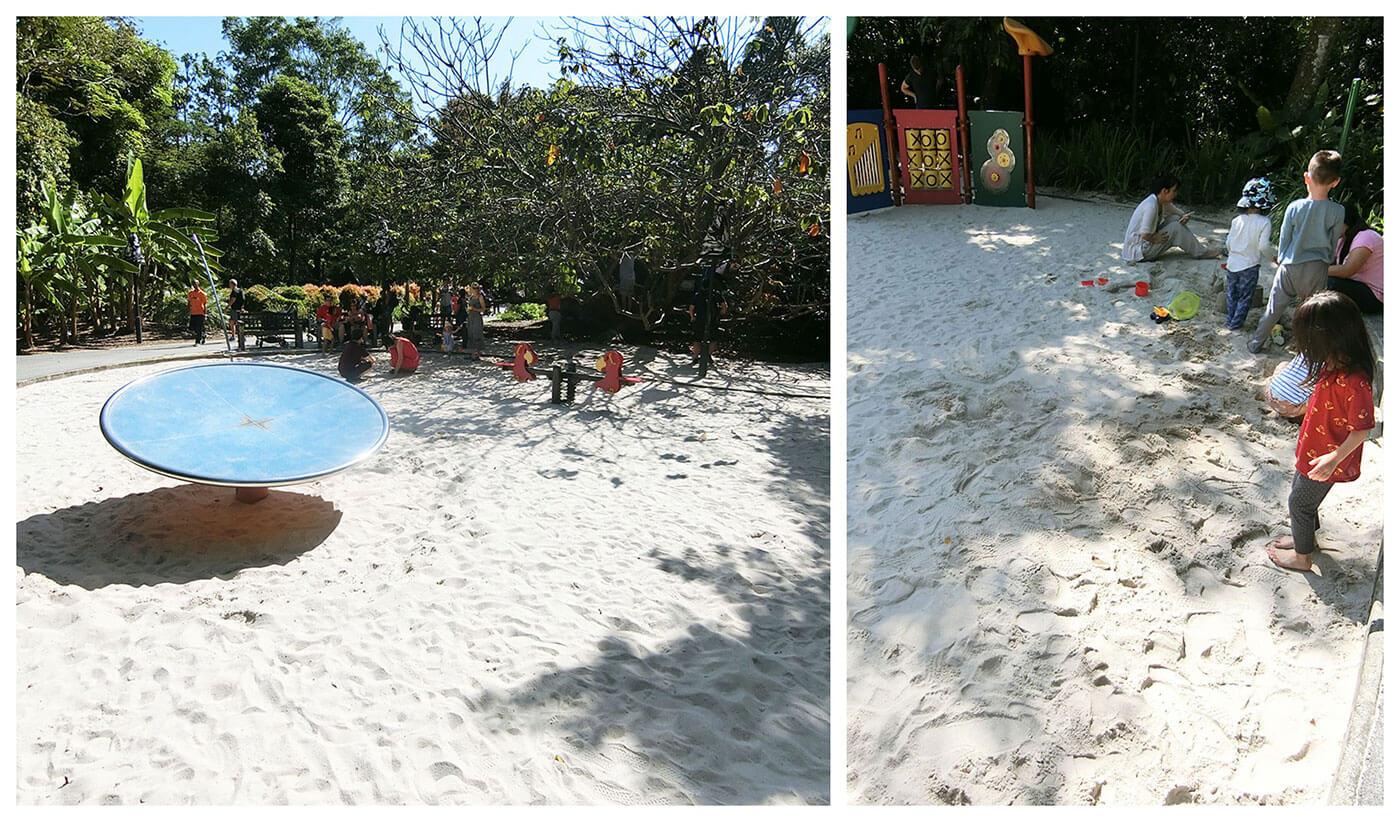 Jacob Ballas Childrens Garden Sand