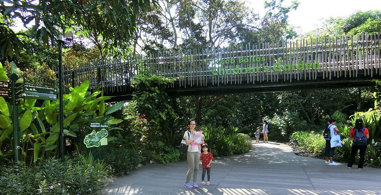 Jacob Ballas Childrens Garden