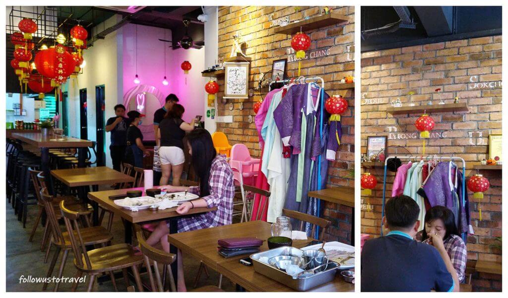 korea restaurant Kota Kinabalu