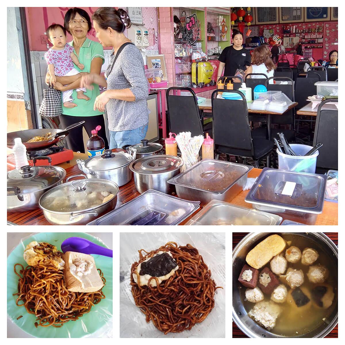 Economy Fried Noodle