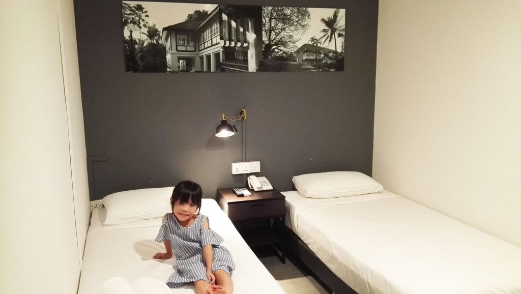 Park 22 Hotel Room