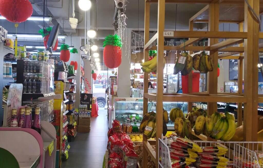 sabah supermarket