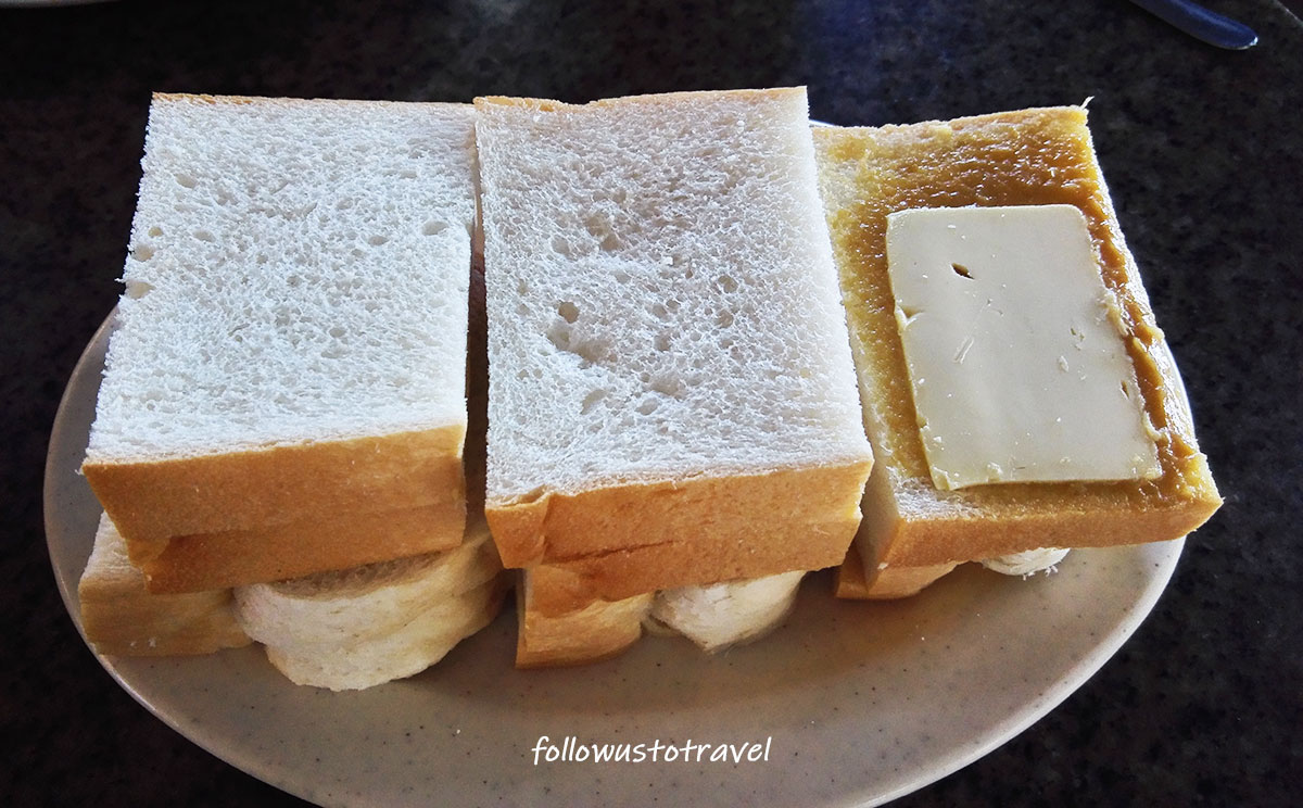 Sabah Roti Kahwin