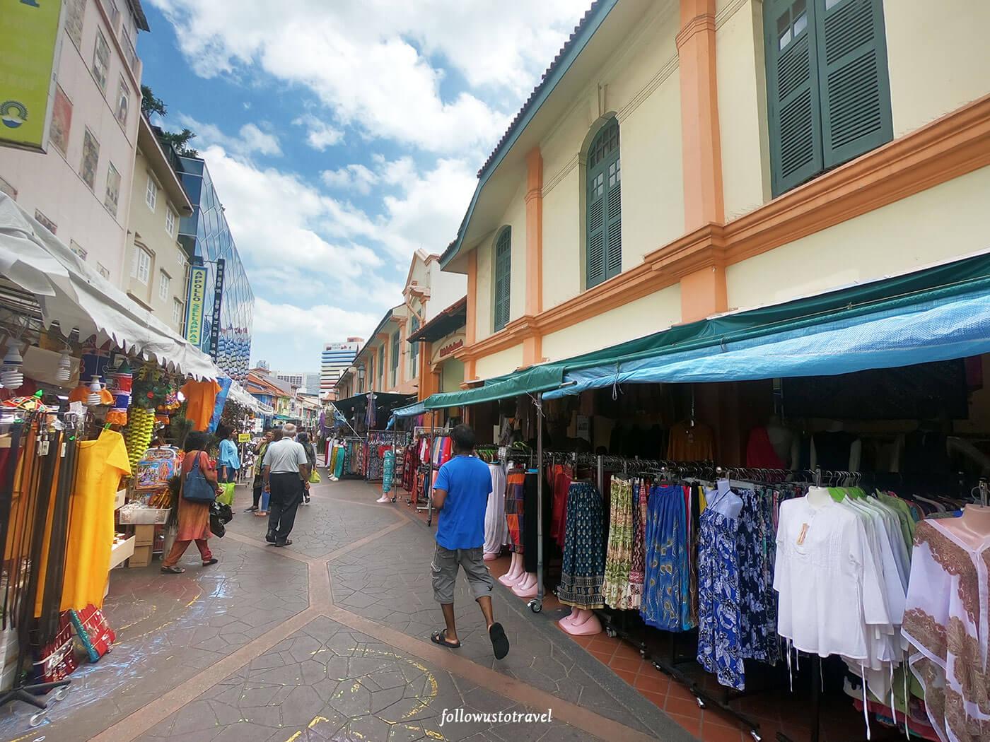 小印度甘贝尔巷