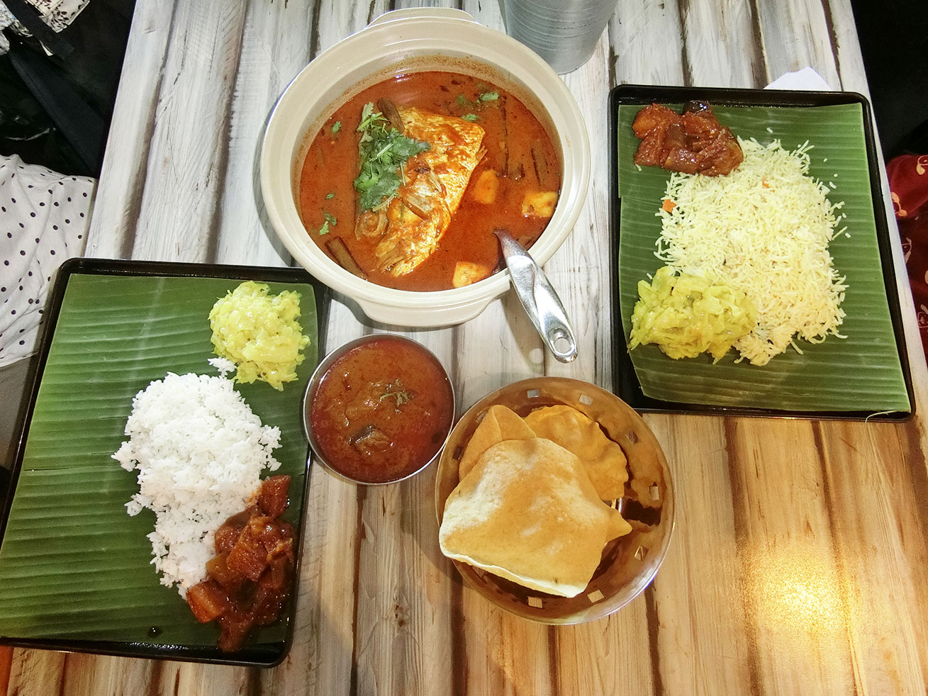 family dining muthu curry