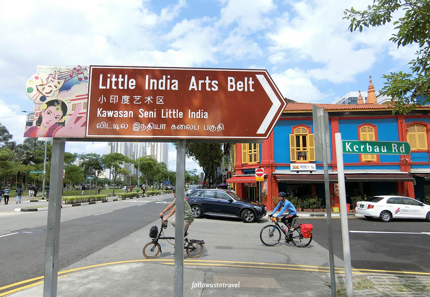 小印度艺术区