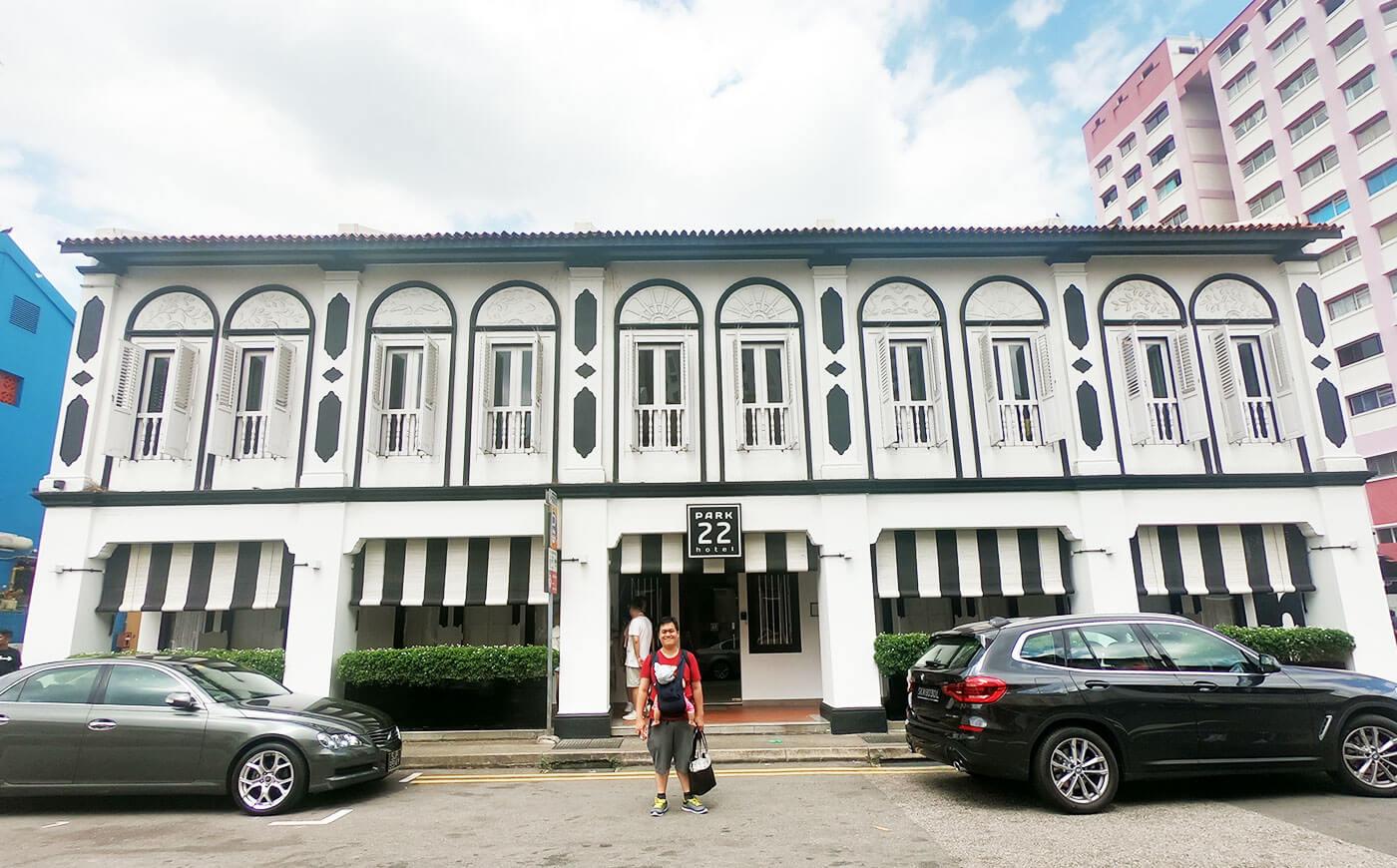 新加坡便宜住宿