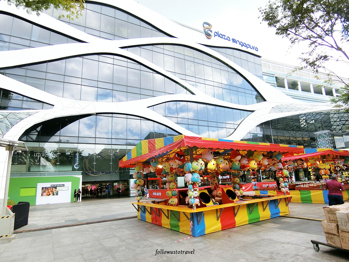 Orchard Road Plaza Singapura