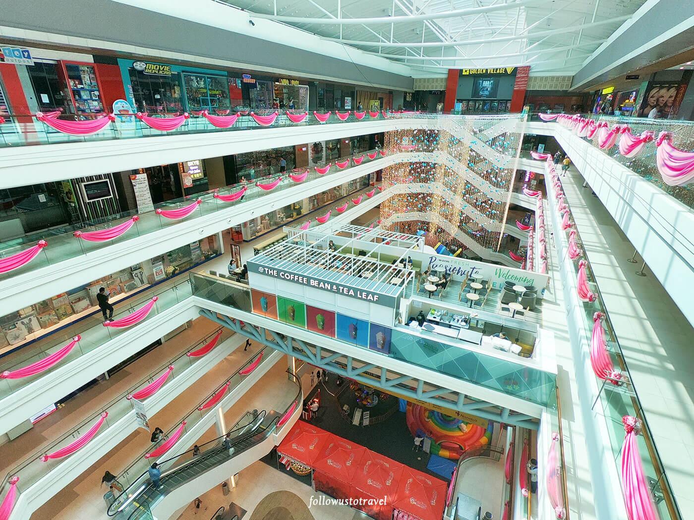 新加坡逛街購物天堂