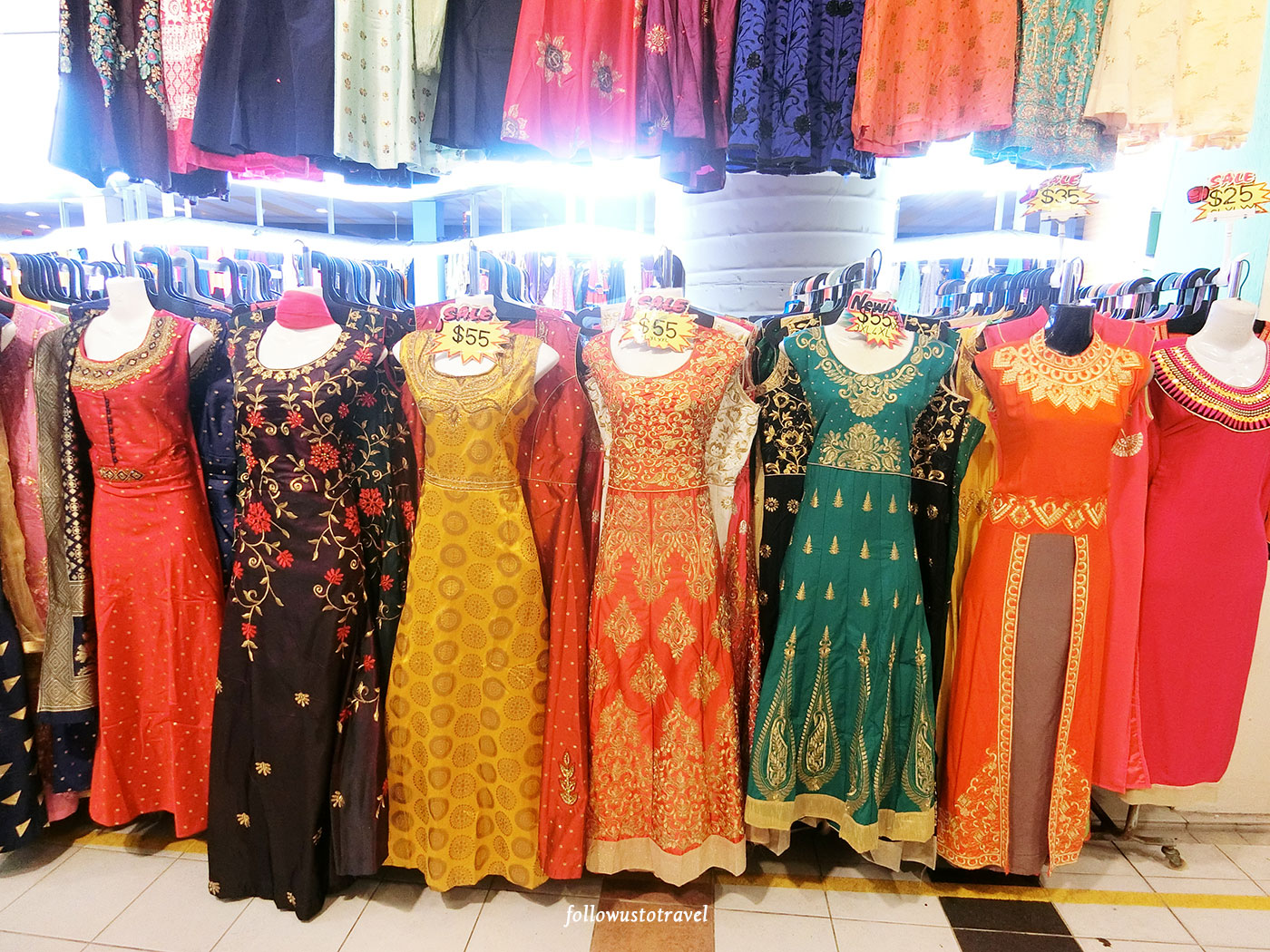 小印度纱丽价格