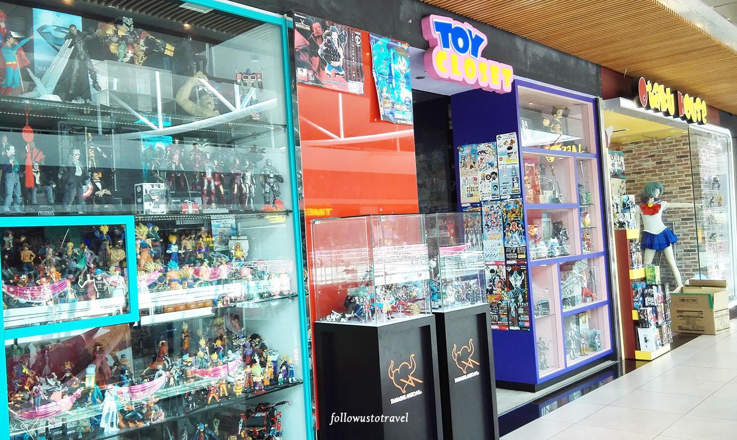 新加坡動漫店