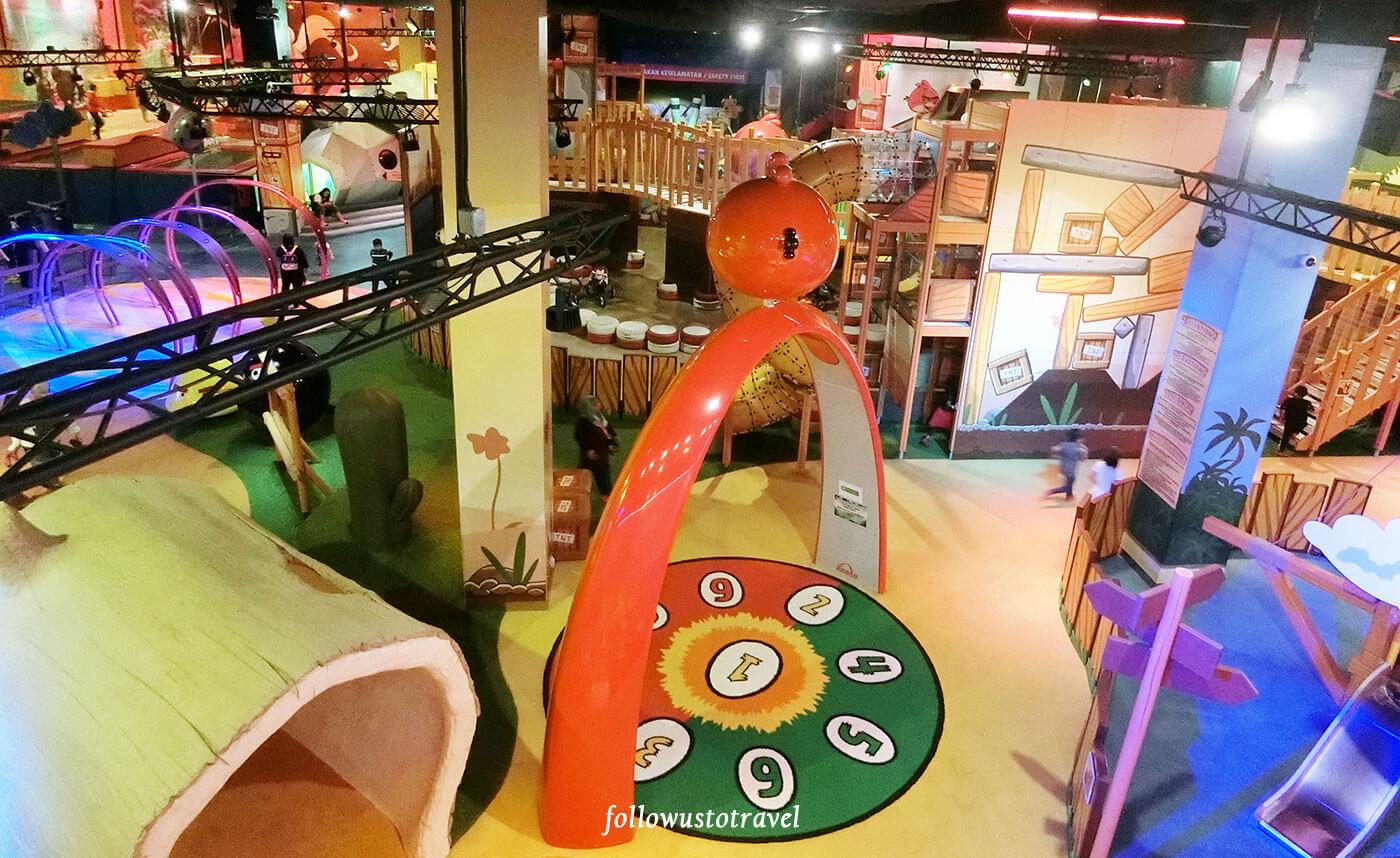 马来西亚最好玩主题乐园
