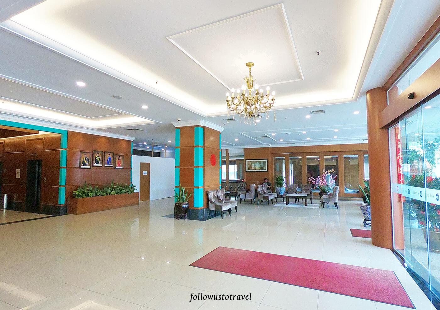 Jo Hotel Johor Bahru