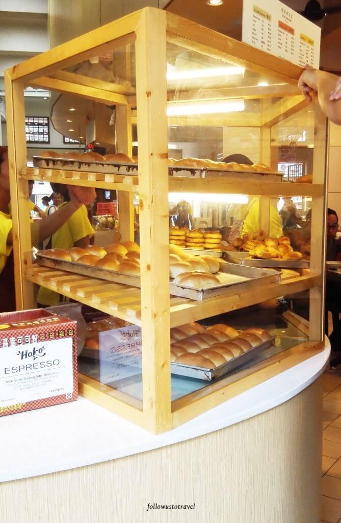 加雅街面包
