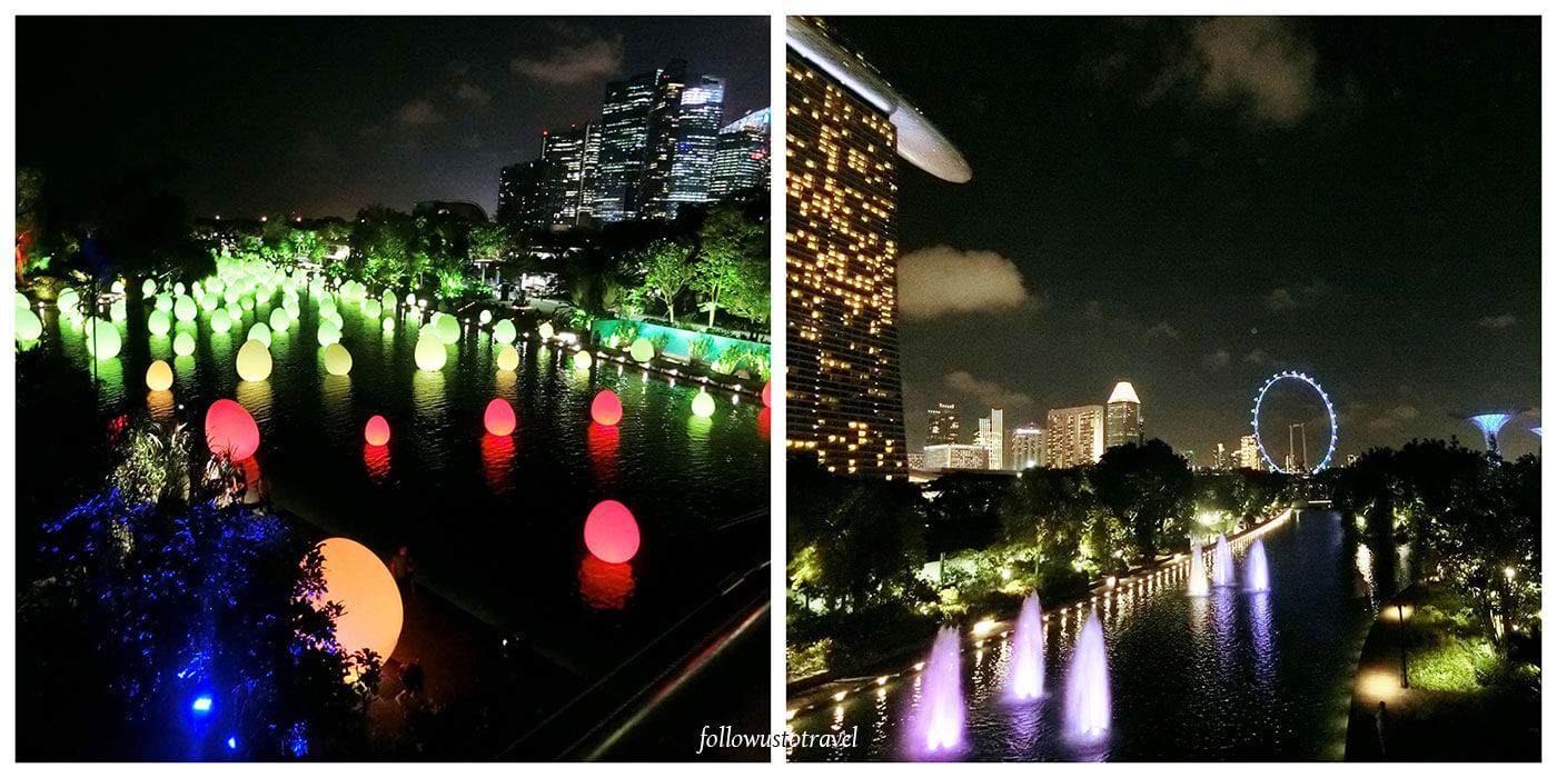 金沙酒店夜景