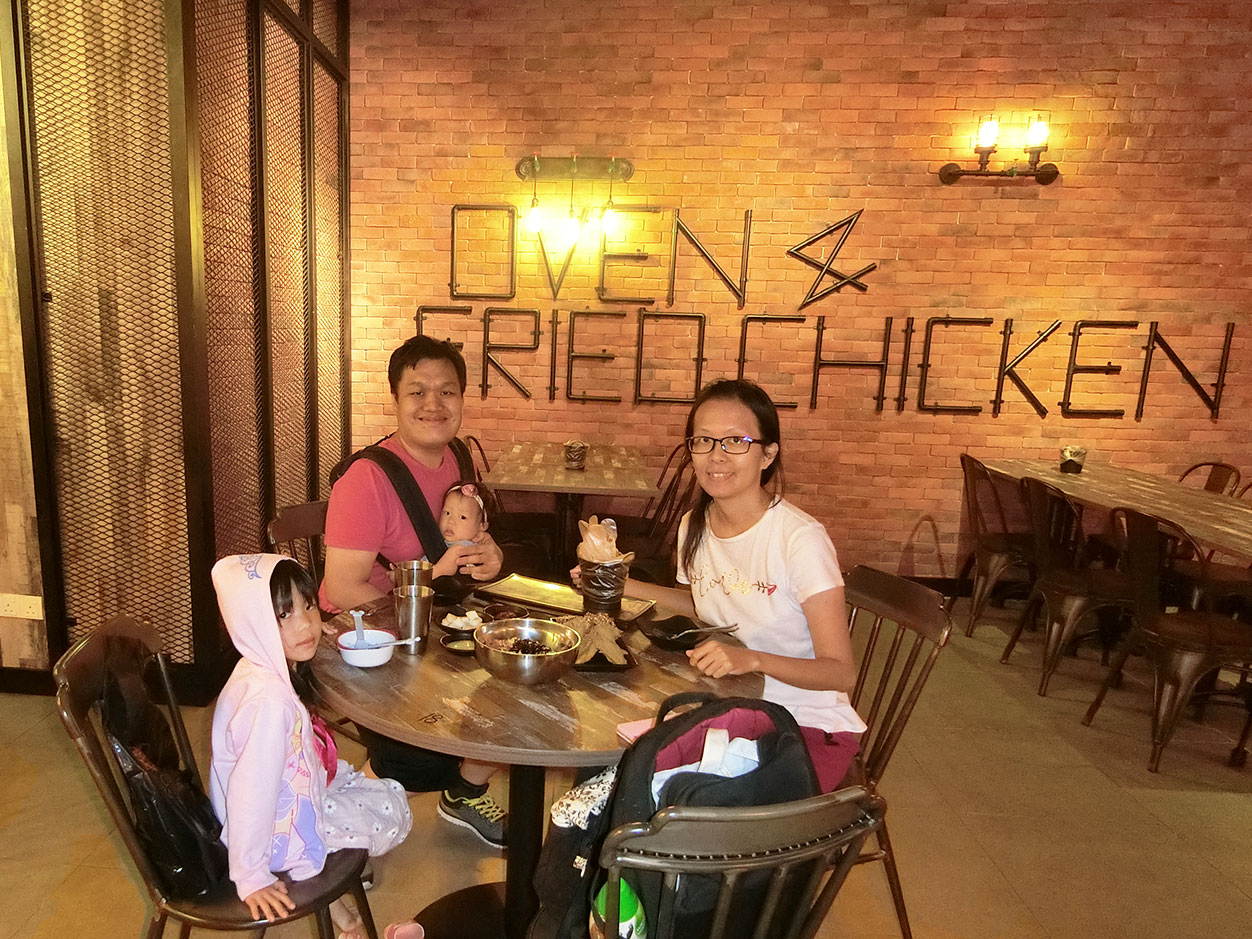 Oven & Fried Chicken 韩式炸鸡