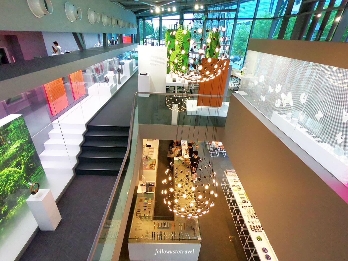 红点设计博物馆设计创意