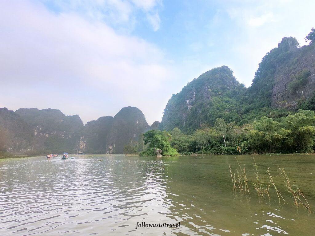 三谷陆龙湾美景