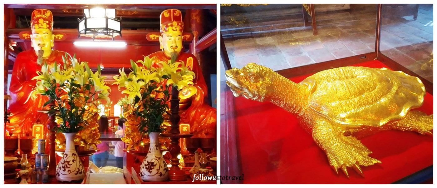 河内文庙越南景点