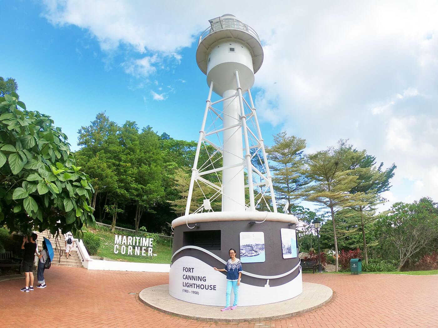 新加坡景点福康宁灯塔