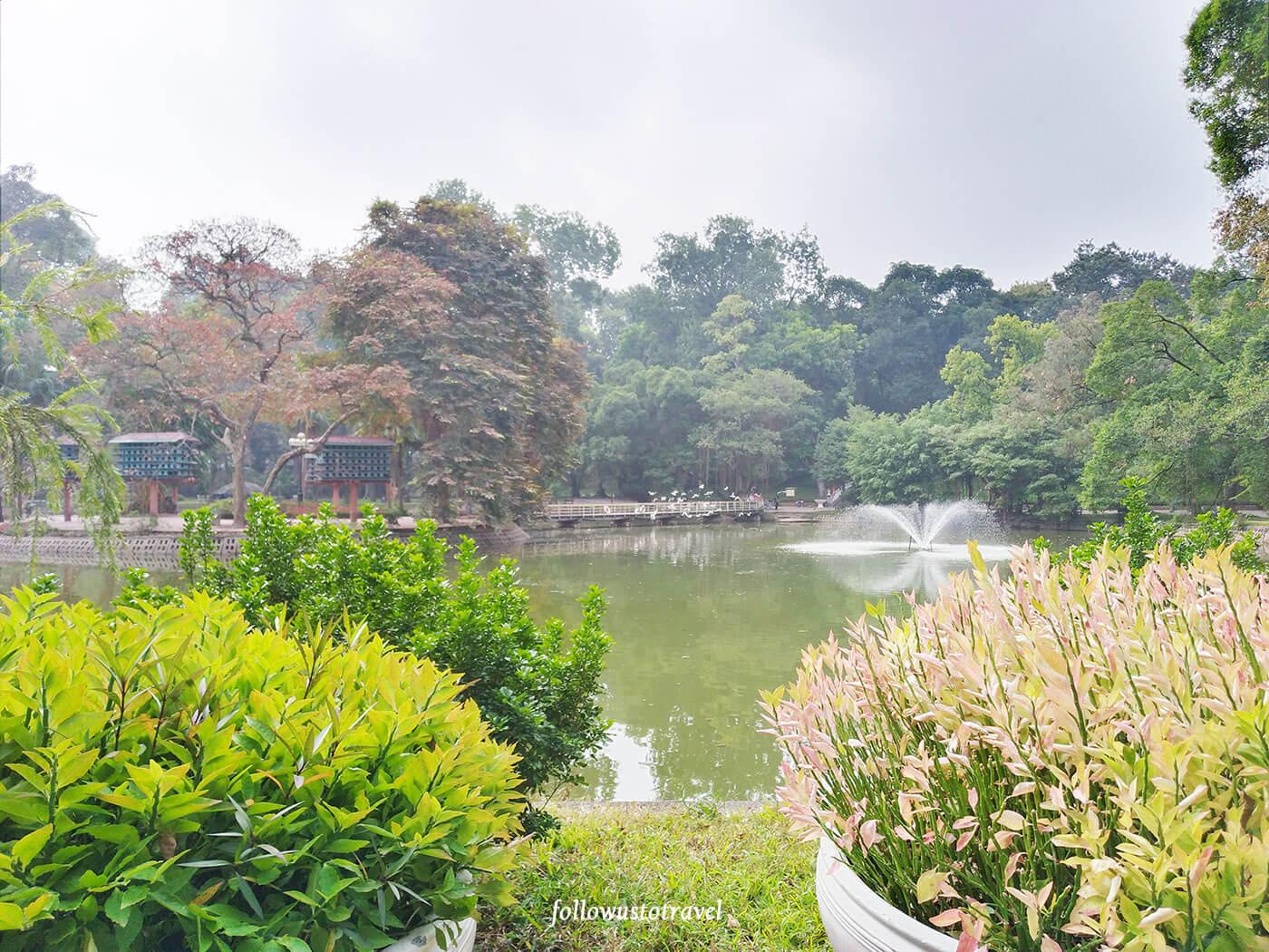 河内植物园河内景点