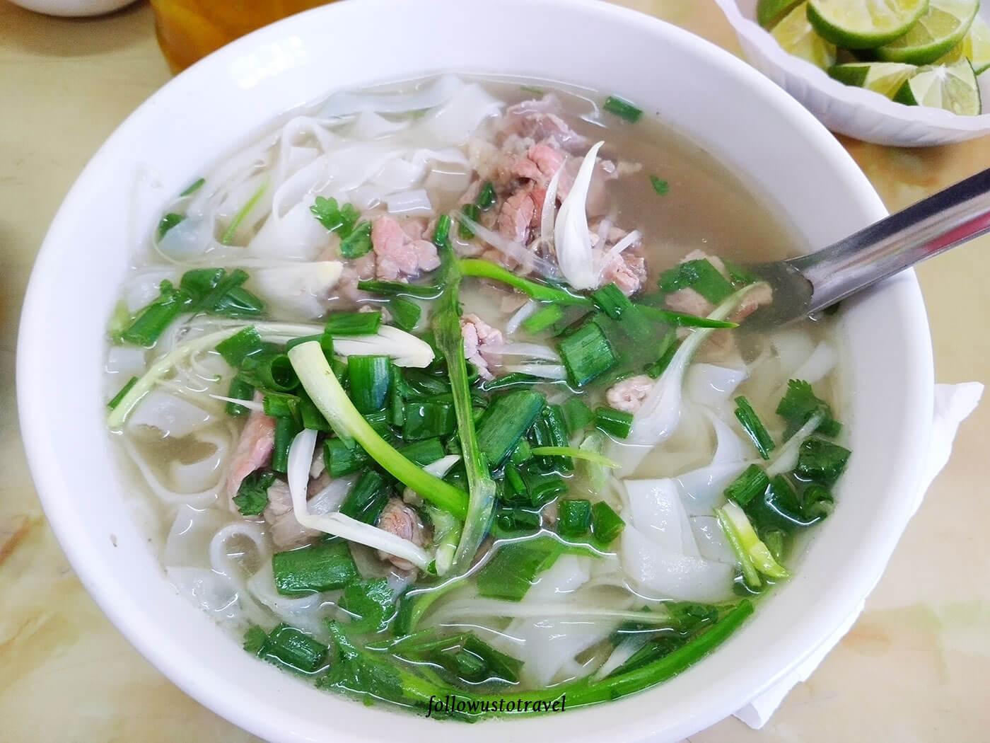 越南河粉越南美食