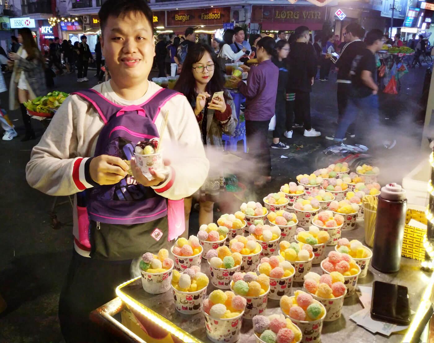 越南冰淇淋