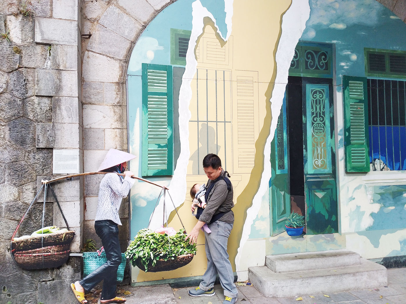 冯兴壁画街