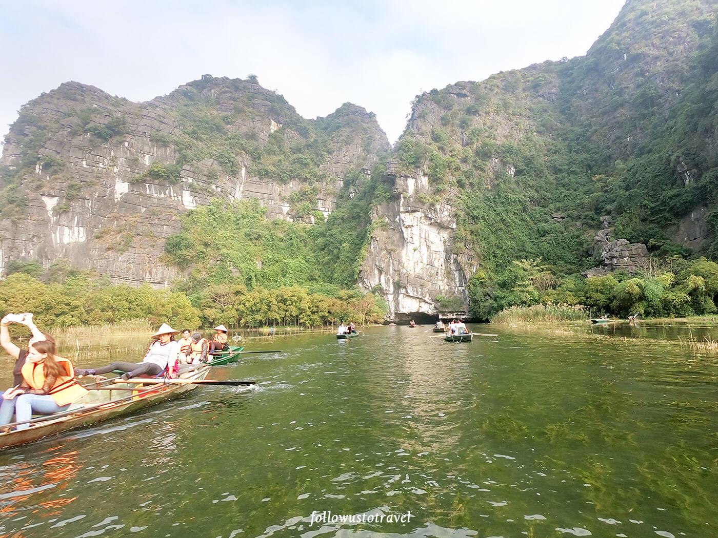 越南景点河内景点三谷