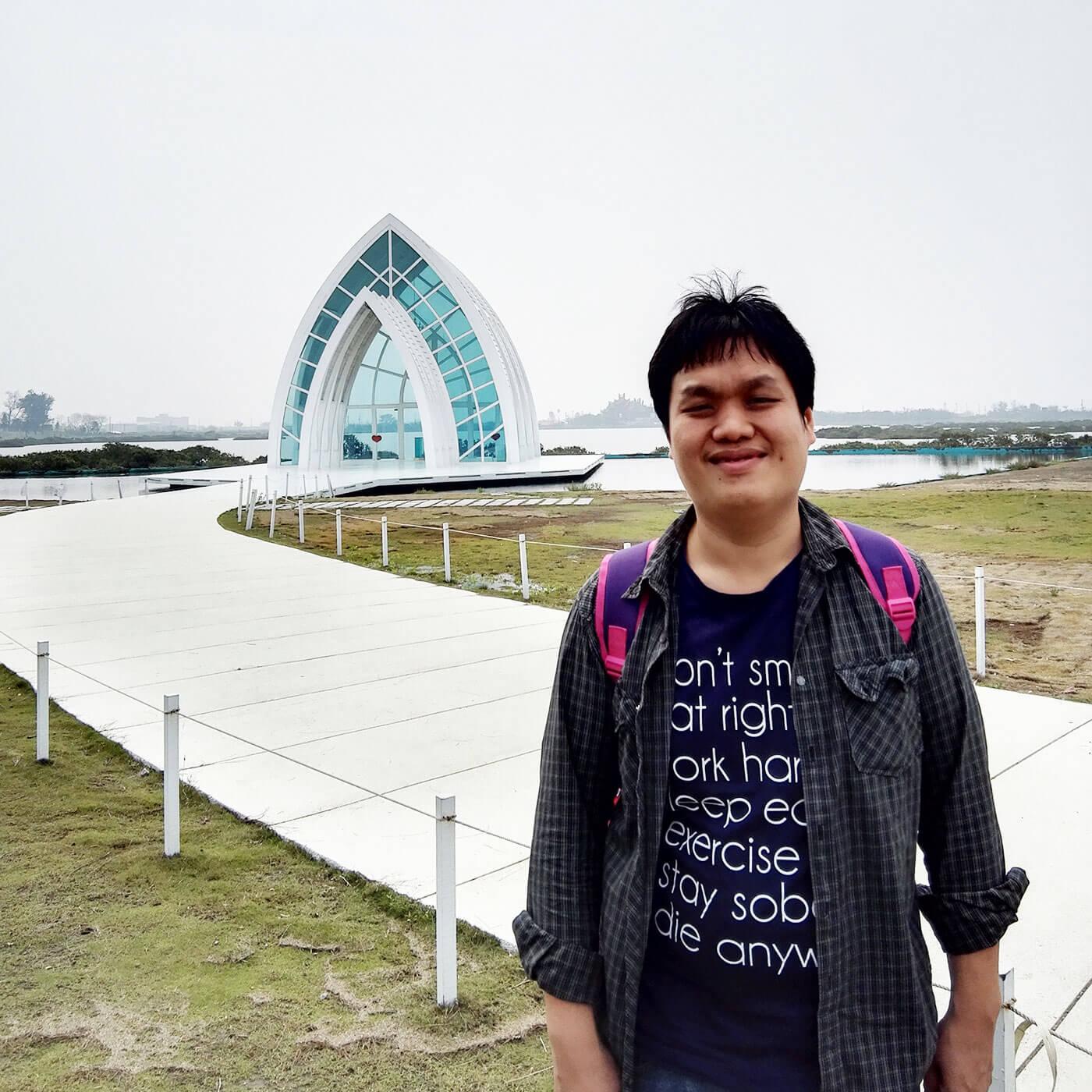 台南景点北门水晶教堂