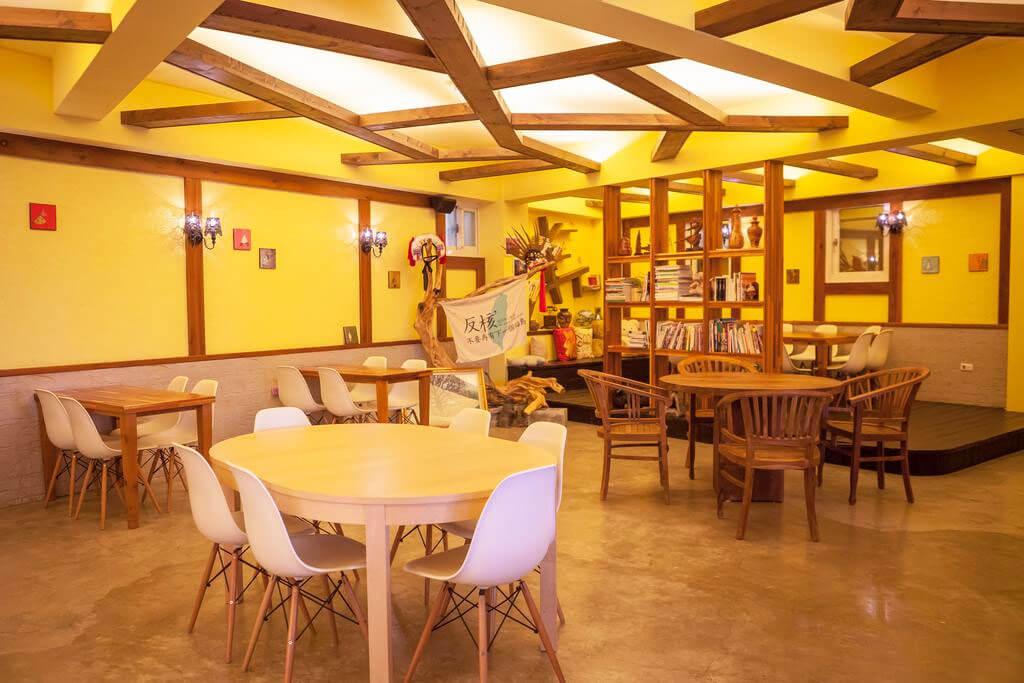 汎札嵐渡假休閒民宿餐厅