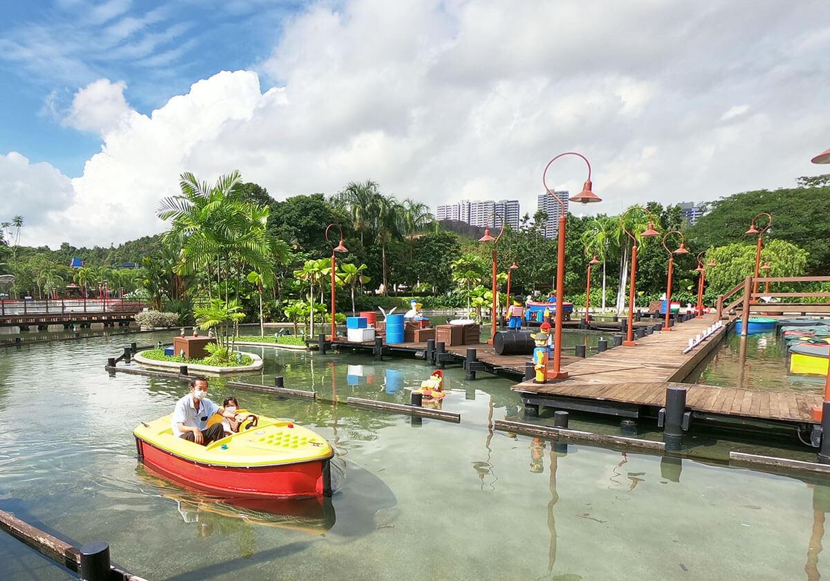 乐高划船学院