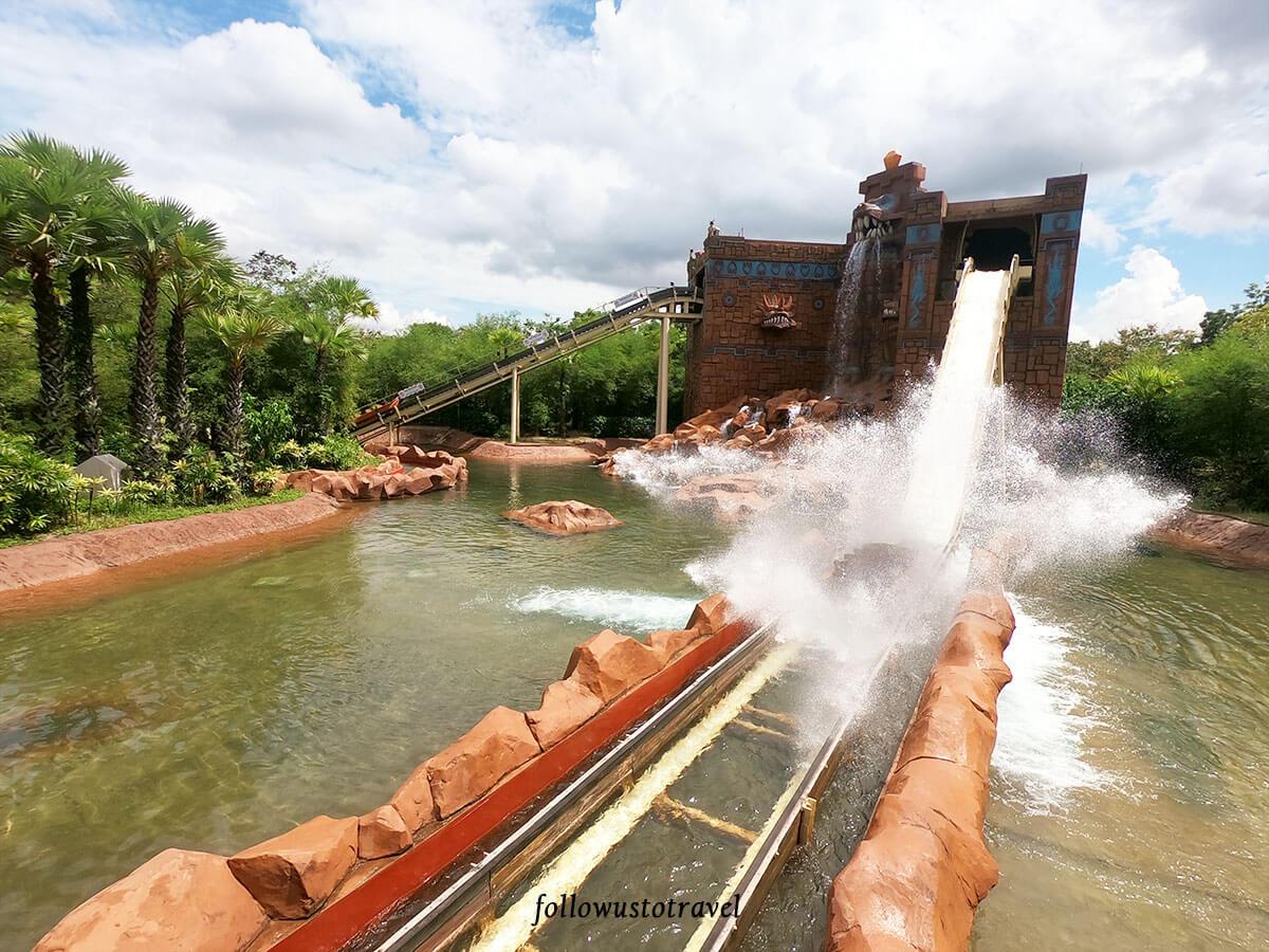 马来西亚乐高乐园恐龙岛