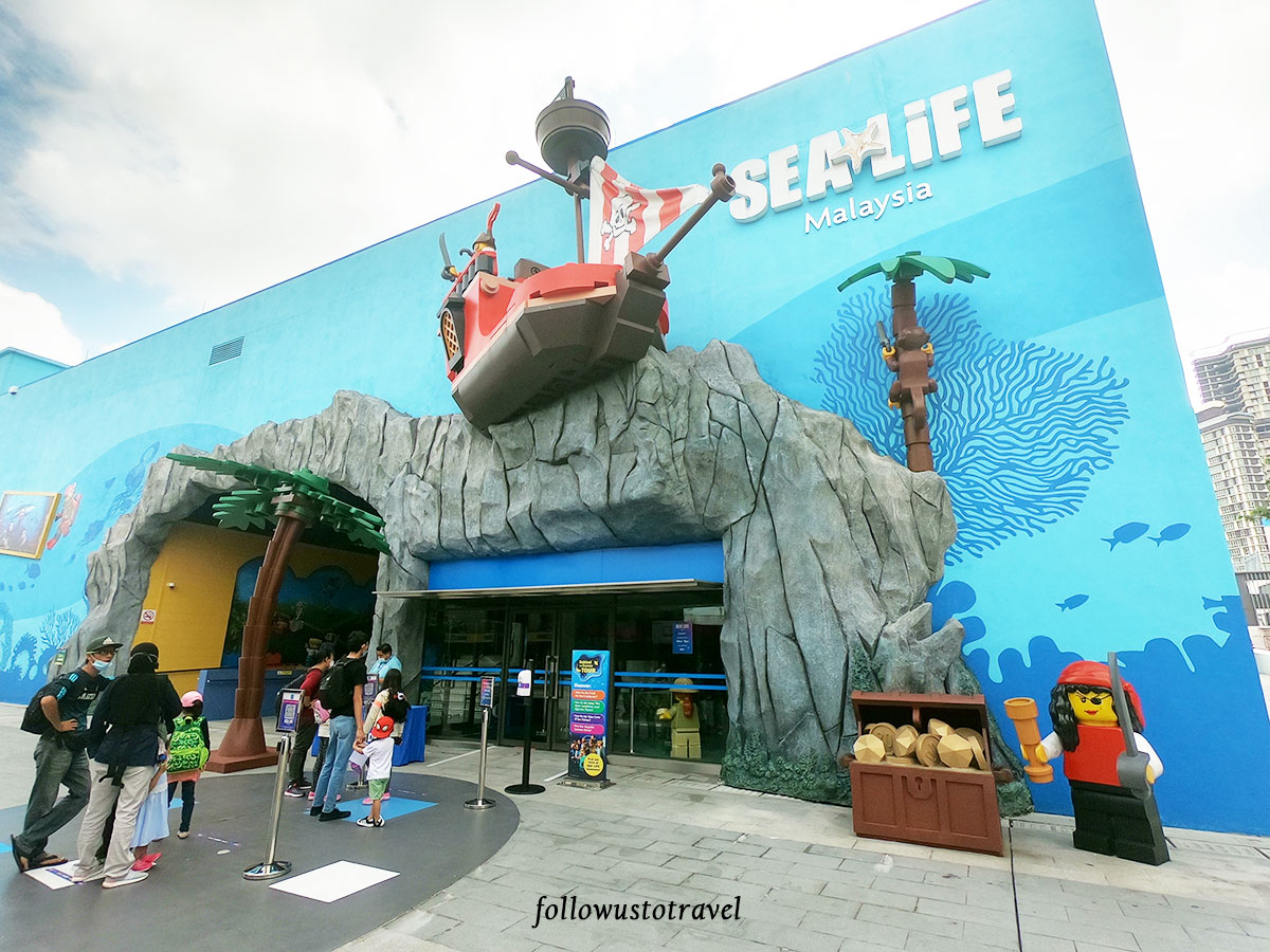 乐高乐园水族馆
