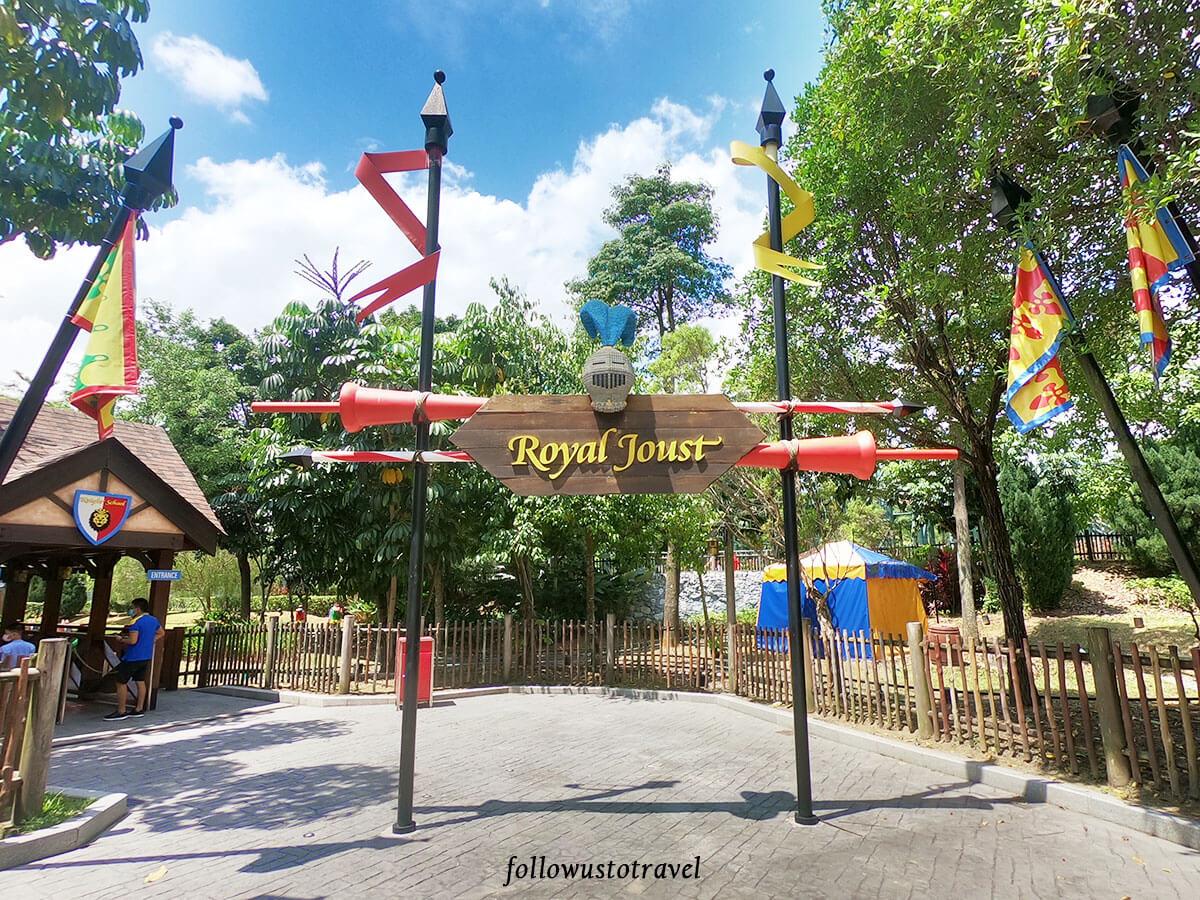 Legoland Royal Joust