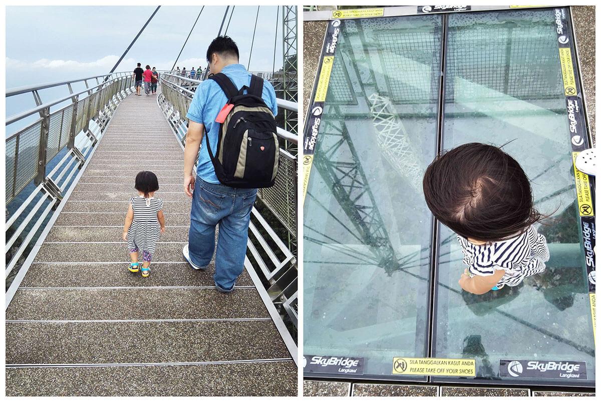 兰卡威景点兰卡威天空之桥