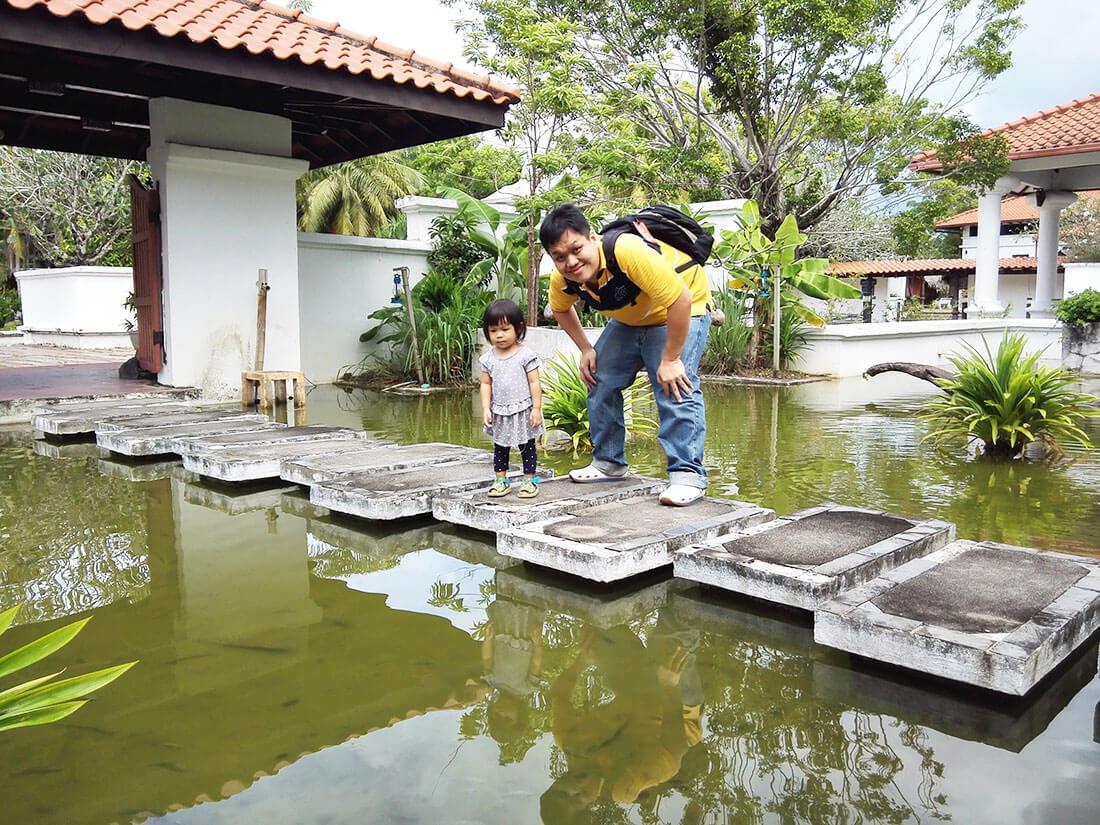 兰卡威景点稻米博物館