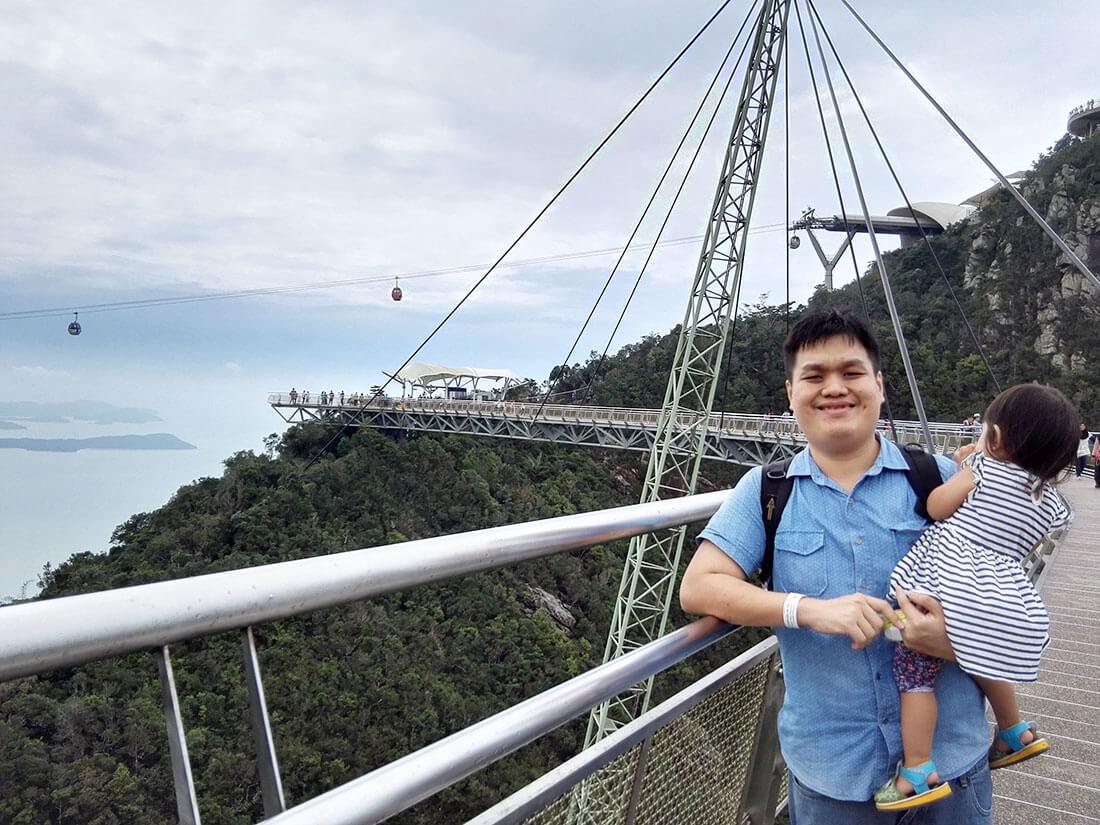 兰卡威天空之桥