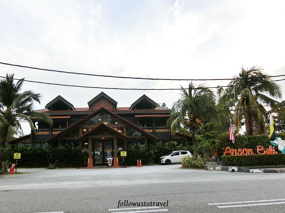 Anson Bali