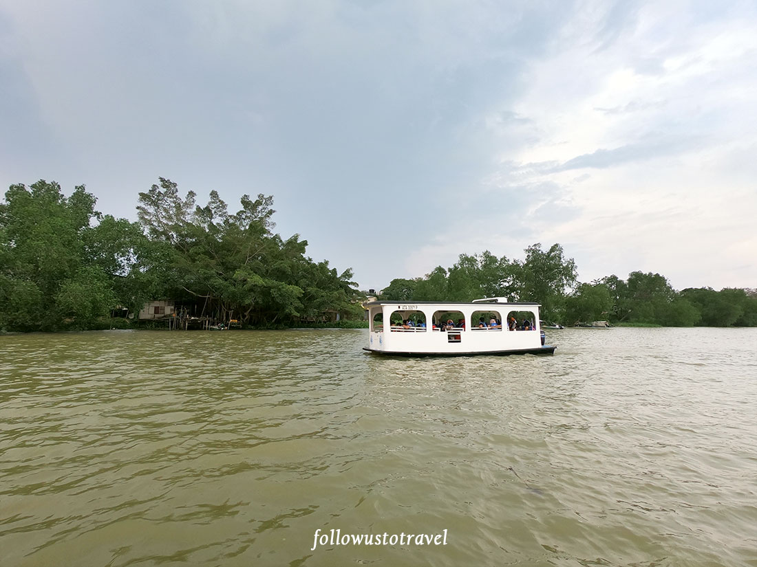 安顺霹雳河游船
