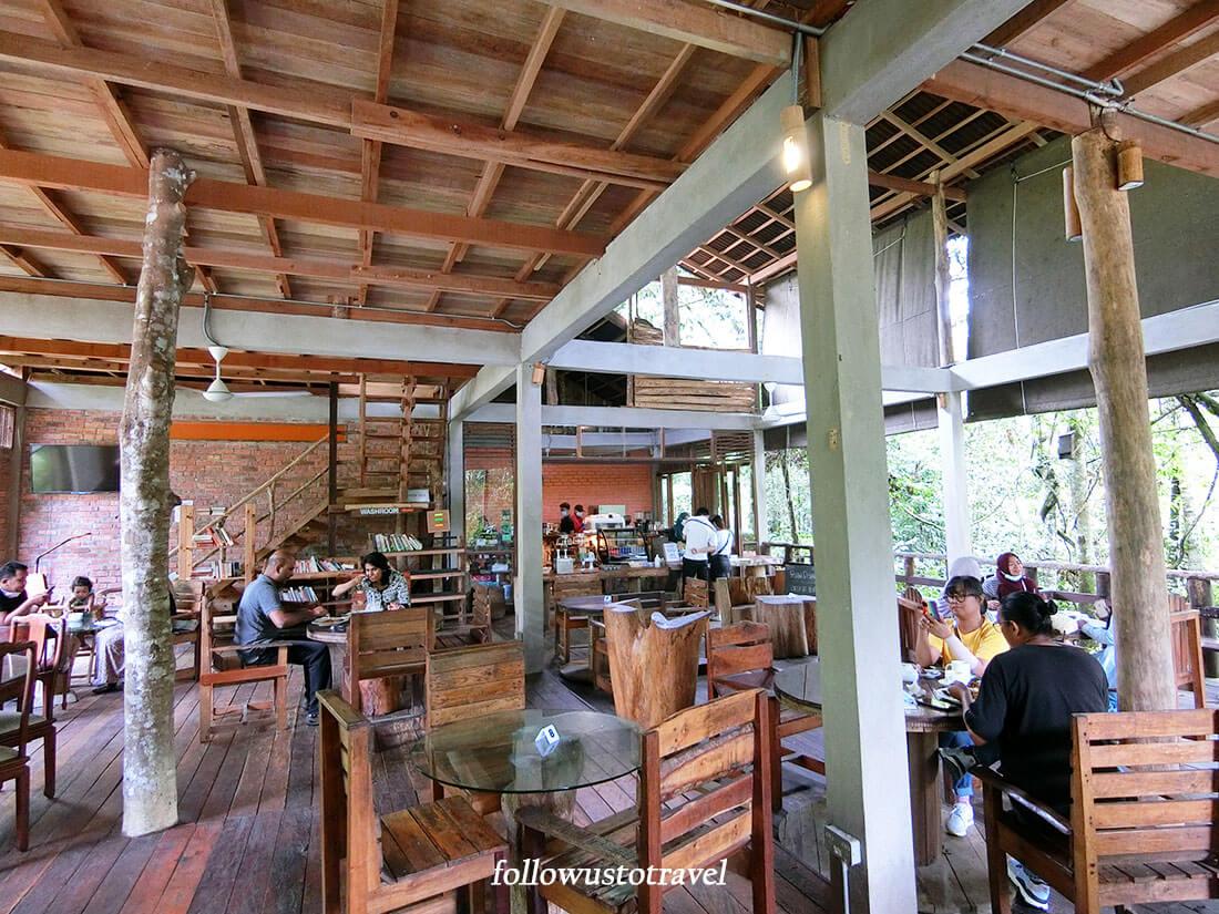 马来西亚咖啡厅彭亨文冬
