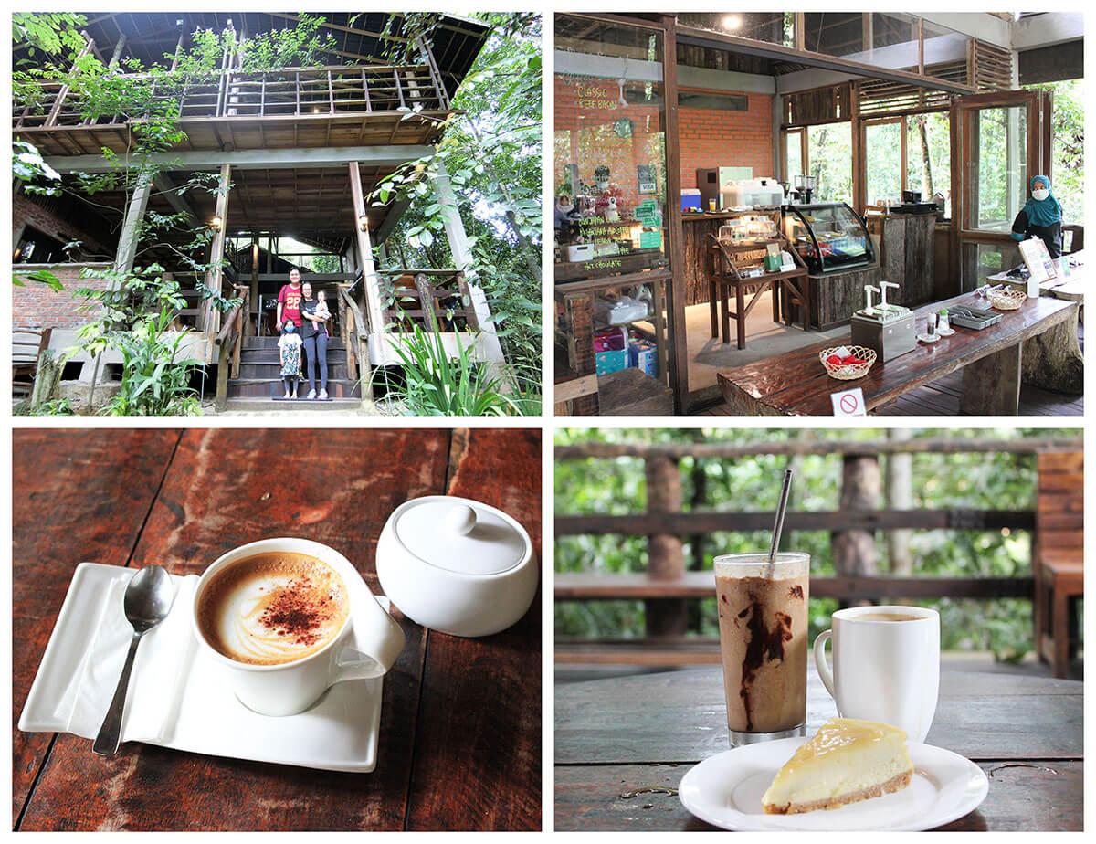 彭亨文冬咖啡厅 pinto coffee