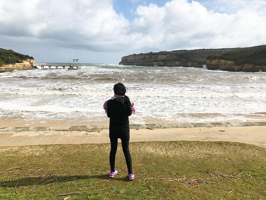 墨尔本景点 Port Campbell Beach