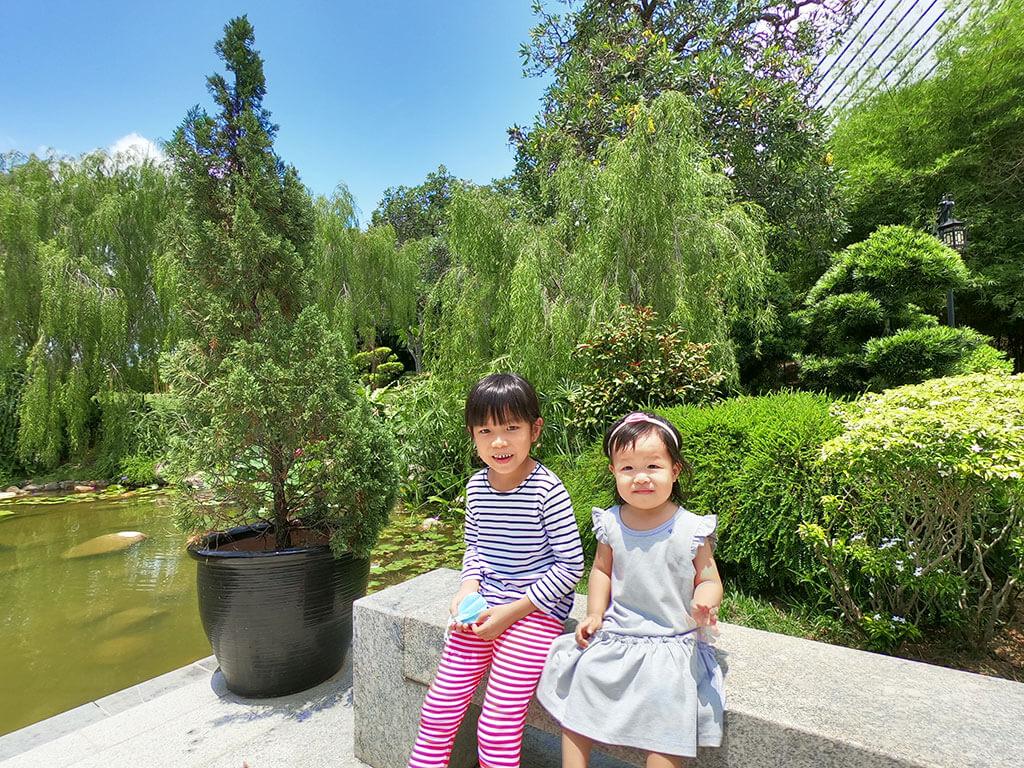 布城景点中马友谊花园