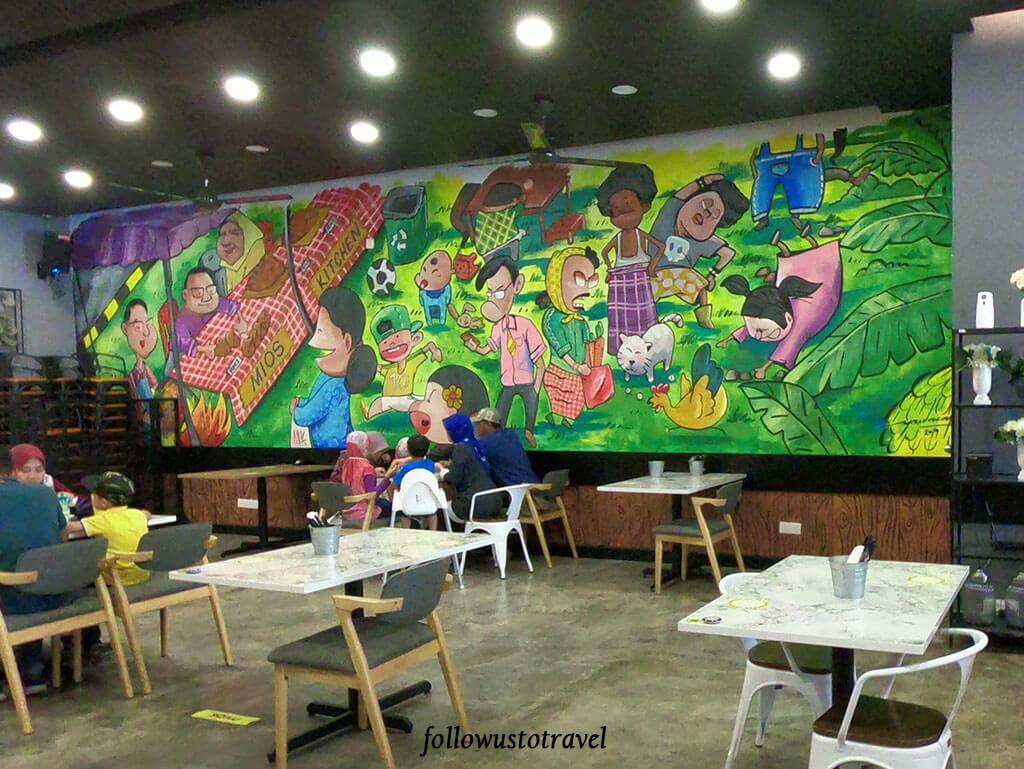 Mios Kitchen 布城餐厅