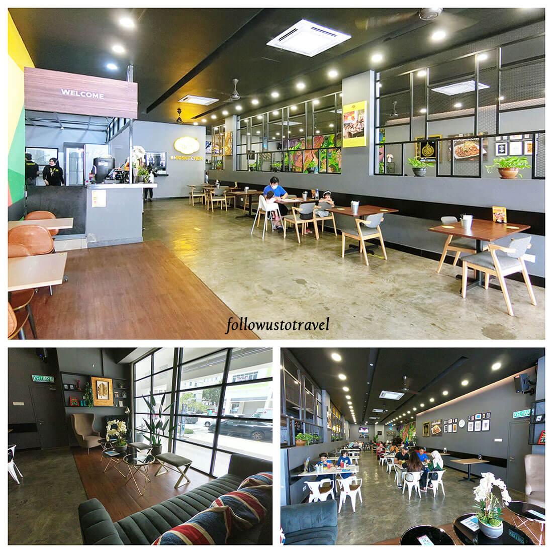 putrajaya 餐厅 mios kitchen