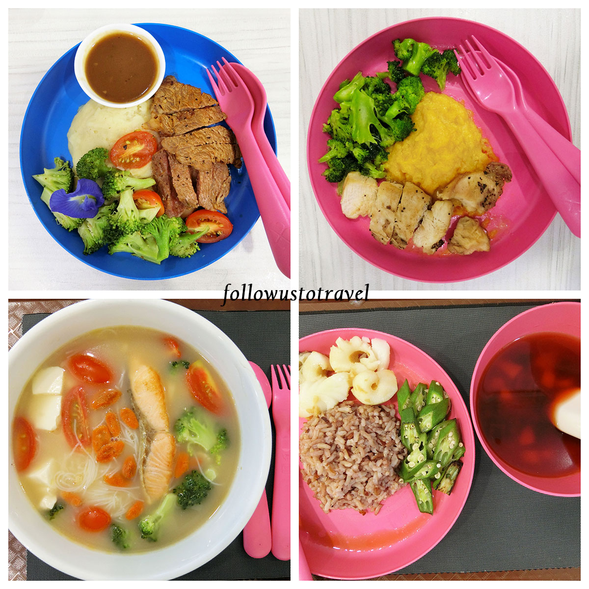 amaby parenting confinement centre 月子餐儿童餐